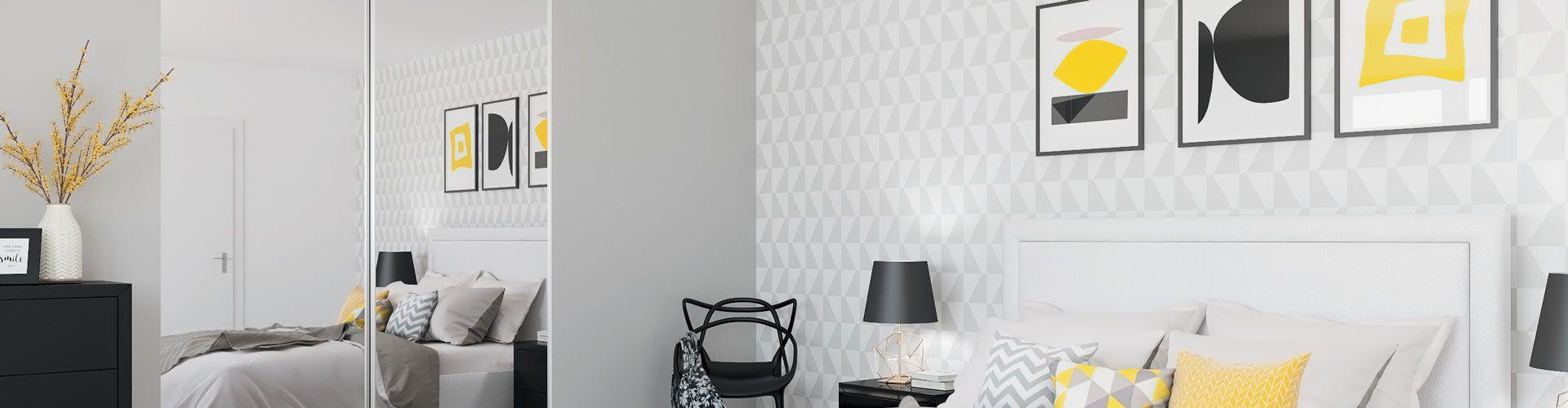 miroir kazed. Black Bedroom Furniture Sets. Home Design Ideas