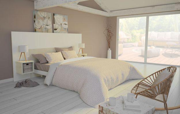 Tête de lit de 140 cm