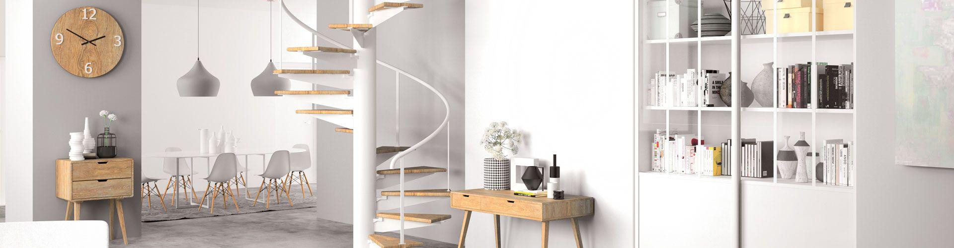 fa ades de placard blanches style verri re kazed. Black Bedroom Furniture Sets. Home Design Ideas